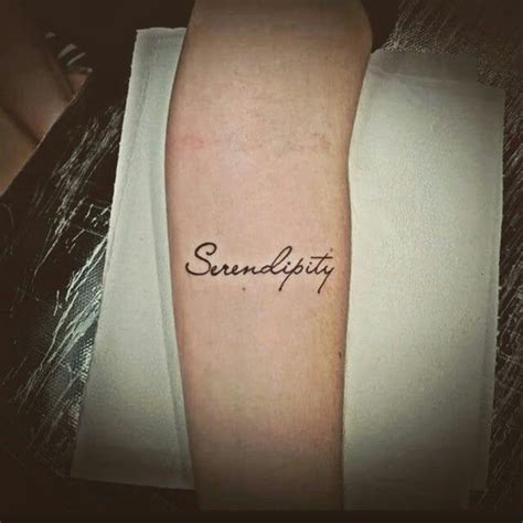 serendipity tattoo 116 best serendipity images on ideas