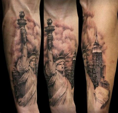 empire state tattoo pin by kyle on s