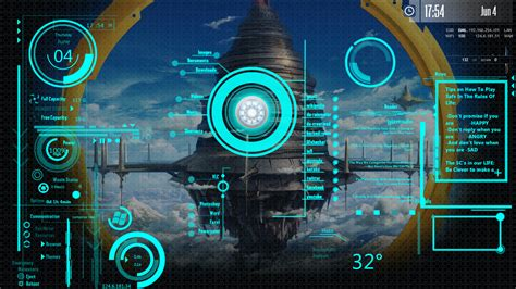 jarvis theme for windows 7 rainmeter jarvis software jarvis software pengendali komputer