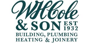 Cole Plumbing And Heating by W H Cole Building Plumbing Heating And Joinery