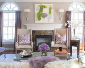 green and purple living room subtle purple and green living room beautiful homes design