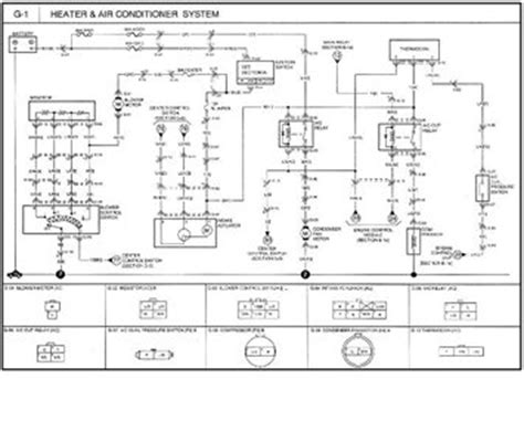 solved i need a auto ac wiring diagram for a kia sportage