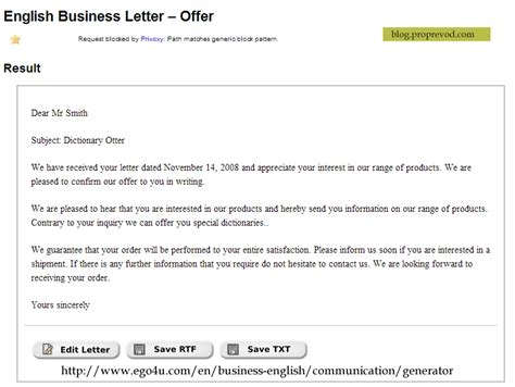 english business letter penn working papers