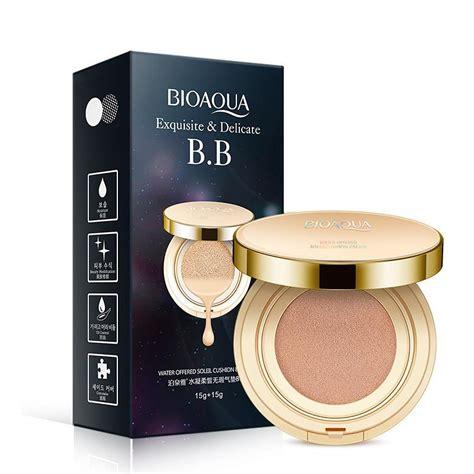 Bedak Bioaqua Gold Bioaqua Bb Gold Liquid Cushion Sentra Kosmetik