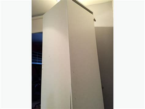 ikea single wardrobe ikea pax single white wardrobe west bromwich dudley