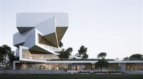 big at school wilson secondary school by big bjarke ingels