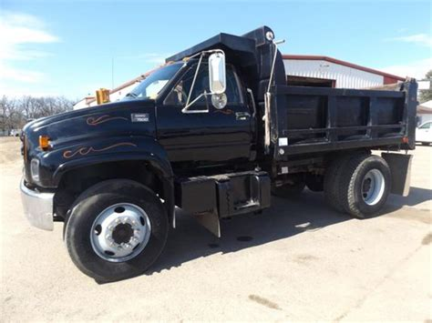 gmc  dump trucks  sale  trucks  buysellsearch