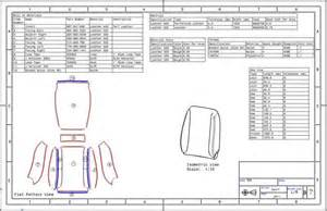 Seat Cover Template Designing Seats The Plm Way Automotive Design Production