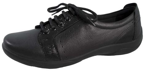 wide comfort shoes padders womens leather comfort shoes wide fitting lace up
