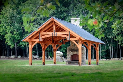 outdoor pavillon new outdoor pavilion the alpine the barn yard great