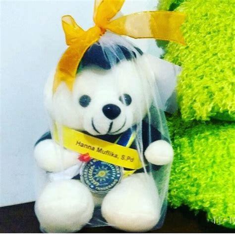 Boneka Wisuda Teddy teddy boneka wisuda umt kado wisudaku