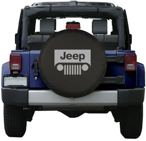 Jeep Wheel Cover Jeep Wrangler Liberty Classic Grill Logo Tire Cover R15 27