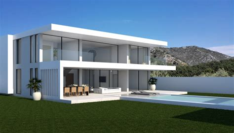 moderne design design modern villas
