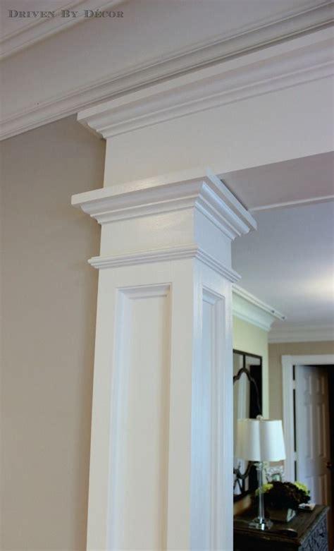interior column trim ideas best 25 door casing ideas on door molding