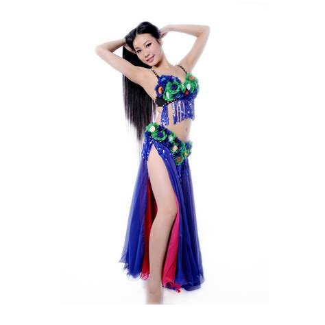 chinese hula dancers luxury belly dance costumes carnival dance costumes hula
