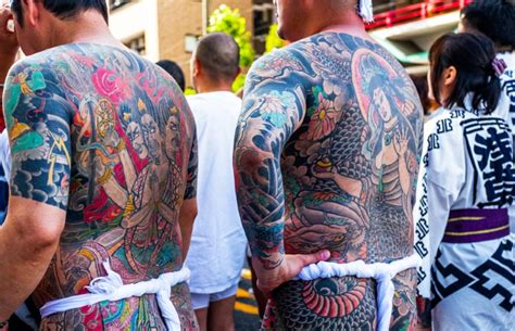 onsen for tattoo should onsen tattoo restrictions be relaxed to promote