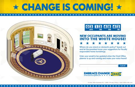 oval office layout ikea lobbying for oval office decor psfk
