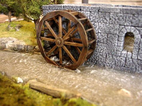 Mills To With The by Pics For Gt Water Mill Wheel
