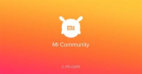 xiaomi logo blinking mi community xiaomi