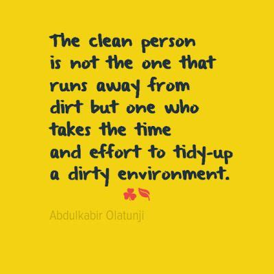 17 Best images about Quotes That Motivate Cleanliness on