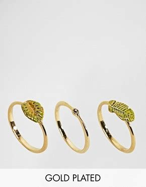Asos Simple Gold Moon Ring asos outlet cheap jewellery watches for