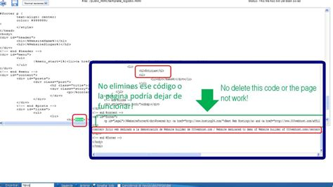 tutorial on website building tutorial de website builder spanish forum 000webhost forum