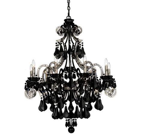Black Glass Chandelier 12 Best Ideas Of Black Glass Chandeliers