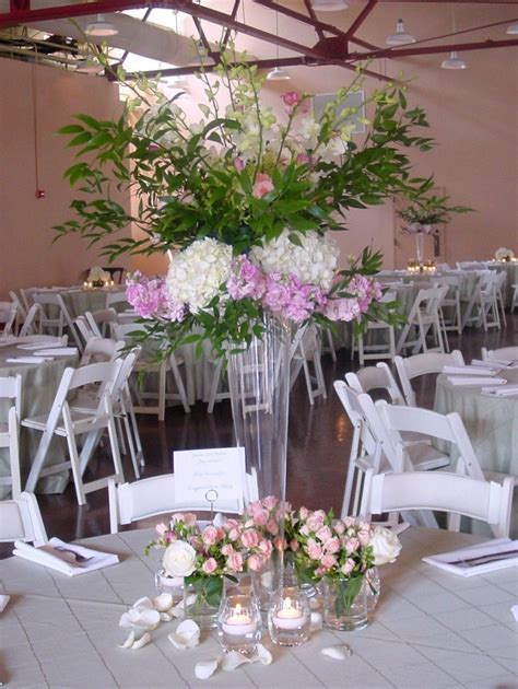 tall vases for centerpieces   Decorating Ideas: Cute