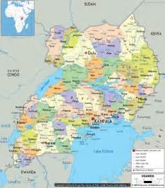 maps i left my in uganda