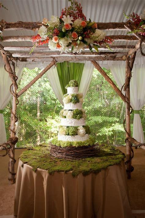 woodland wedding inspiration true weddings