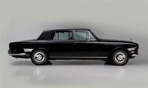 johnny s rolls royce silver shadow cool material