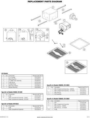 air king fan parts pedestal fan wiring diagram wiring diagram book