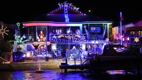 mandurah s canals christmas lights photos mandurah mail