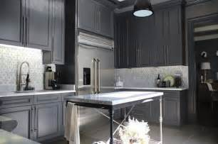 Charcoal Painted Kitchen Cabinets Paint Color Ideas Adding Charcoal To Your Modern Kitchen Style Home Modern