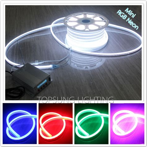 can you join neon rope youtube 164 50meter spool 11x18mm smd5050 led neon flex neon light color rgb 80leds m jpg