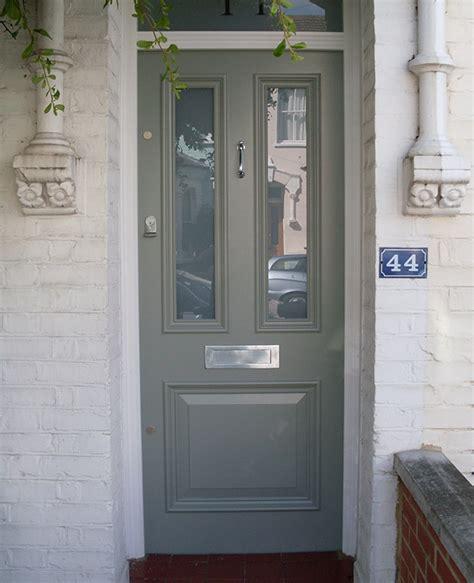 Traditional Front Door Custom Built Traditional Front Doors Edwardian Georgian