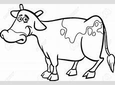 Farm Animals clipart funny cow - Pencil and in color farm ... Free Clip Art Meatball