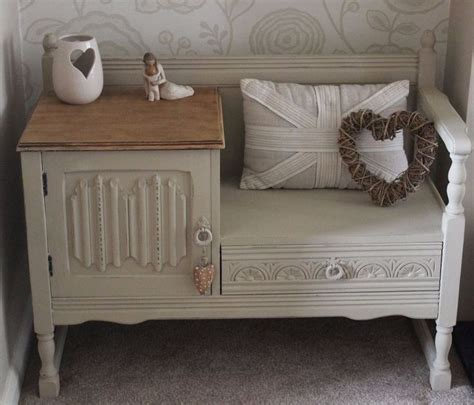 shabby chic recliner best 20 telephone table ideas on retro