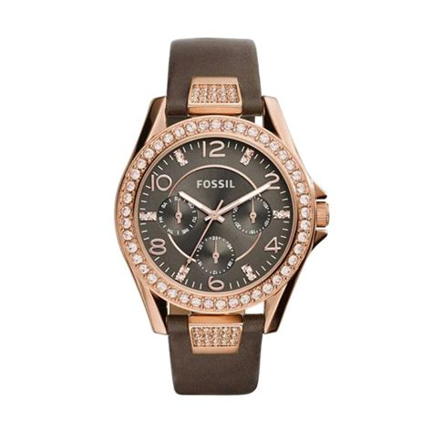 jual fossil es3888 jam tangan wanita harga
