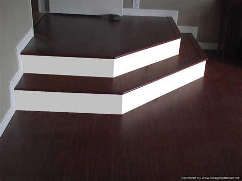 Laminate Flooring Stairs Installing Laminate On Angled Stairs