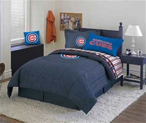 chicago cubs comforter set chicago cubs bed sheets bedding linens comforter drapes