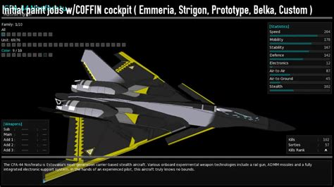 Vector Thrust Tutorial   making of the cfa 44 for vector thrust timeline video