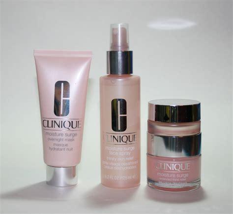 Clinique Moisture Surge clinique moisture surge skincare range
