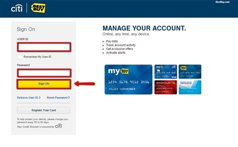 make best buy credit card payment best buy credit card login make a payment creditspot
