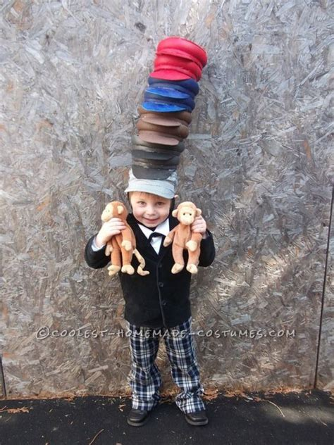 Sale Original original costume idea based on the children s book caps