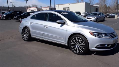 volkswagen cc vr motion executive lhm vw lakewood pv youtube