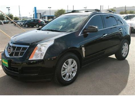 cadillac used srx cadillac srx used black with pictures mitula cars
