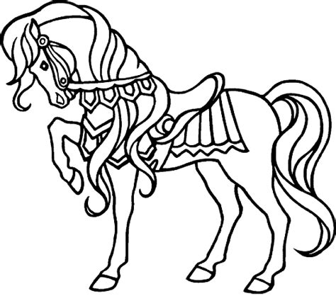 kids coloring pages horse coloring pages
