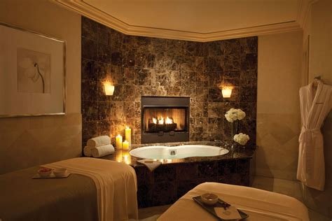 Spa Fireplace by Trending At The St Regis Fall 2012 Bespoke Concierge