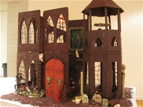 choco ghost house 1000 images about chocolate house on pinterest